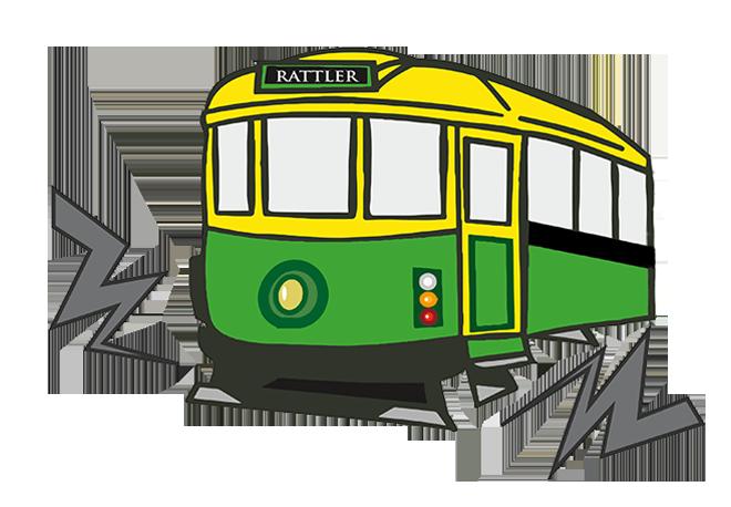 rattler the tram