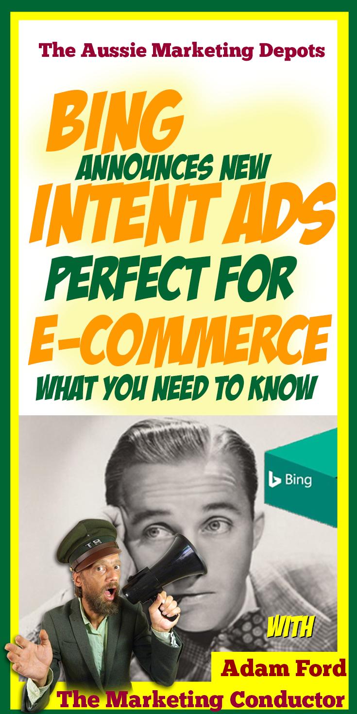 Advertising, Bing Ads, Social Media Advertising